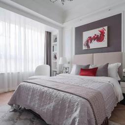 112平现代简约——卧室图片