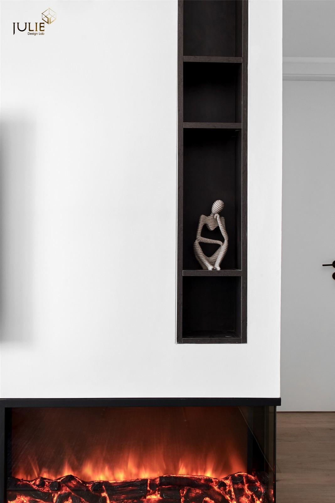 Ramble|软装总得带点绿客厅1图现代简约客厅设计图片赏析