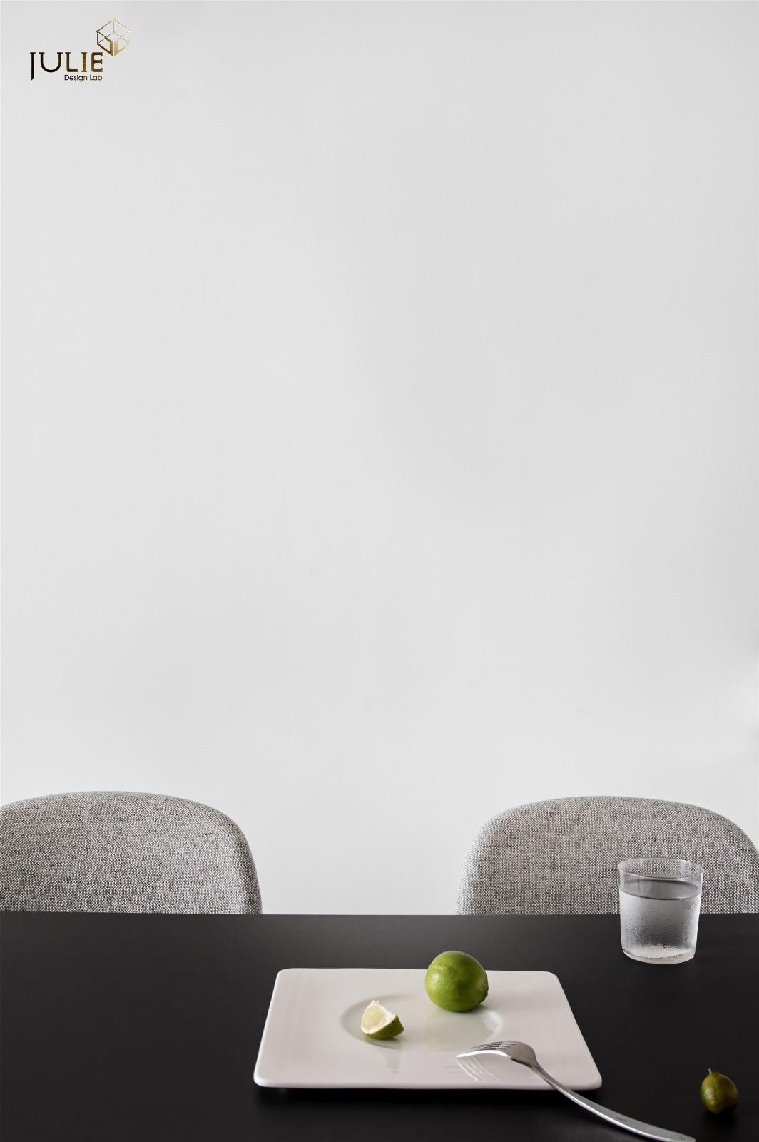 Ramble|软装总得带点绿厨房2图现代简约餐厅设计图片赏析