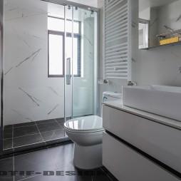 《九月云清》—— 现代简约——卫生间图片