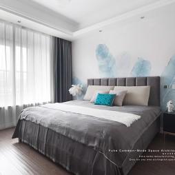 120平现代简约—卧室图片