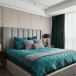 266平三居轻奢——卧室图片
