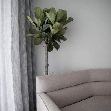 115㎡现代简约风,简直是三居室模范了_3906305