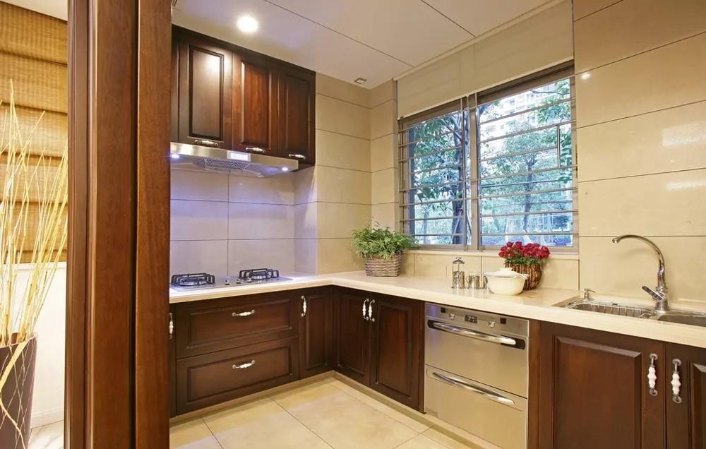 明朗简洁塑造一个富有魅力的简约家餐厅现代简约厨房设计图片赏析