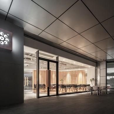 南筑空间设计丨武汉木从久咖啡茶馆_3907933