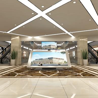 家居商城设计,大厅设计 淄博崔凯_3908244