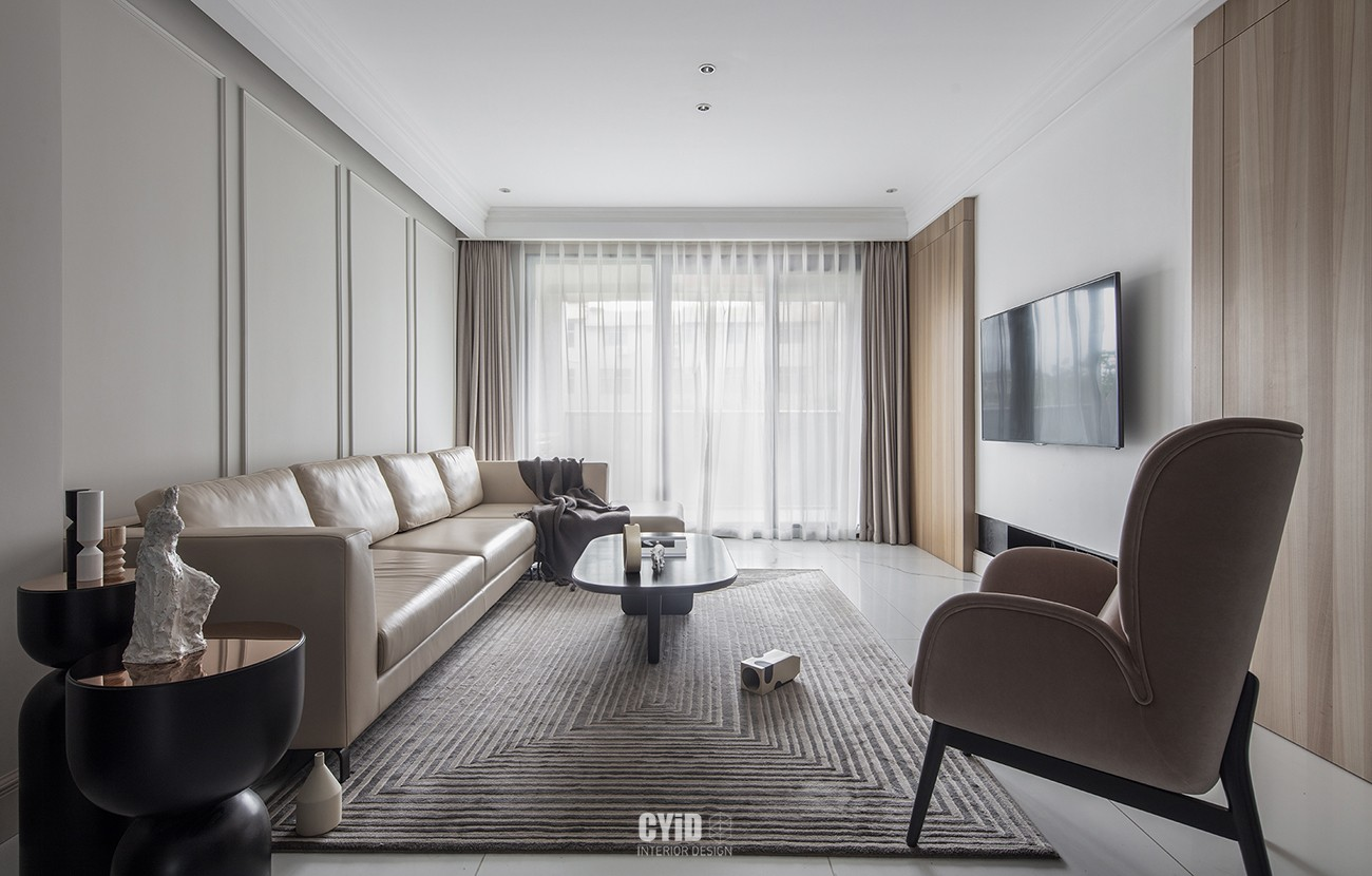 探访时装达人的家,那么独一无二客厅潮流混搭客厅设计图片赏析
