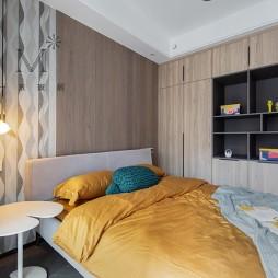 【一米家居】舒适温暖与空间的幸福对话——次卧图片