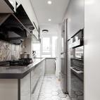 嵌入式收纳,不放过家里每一寸——厨房图片