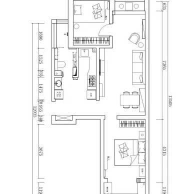 奇葩,卫生间在厨房里,厨房迂回曲折_3913290