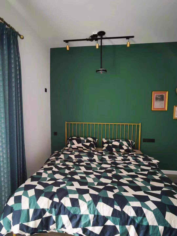 对未来憧憬的颜色卧室北欧极简卧室设计图片赏析