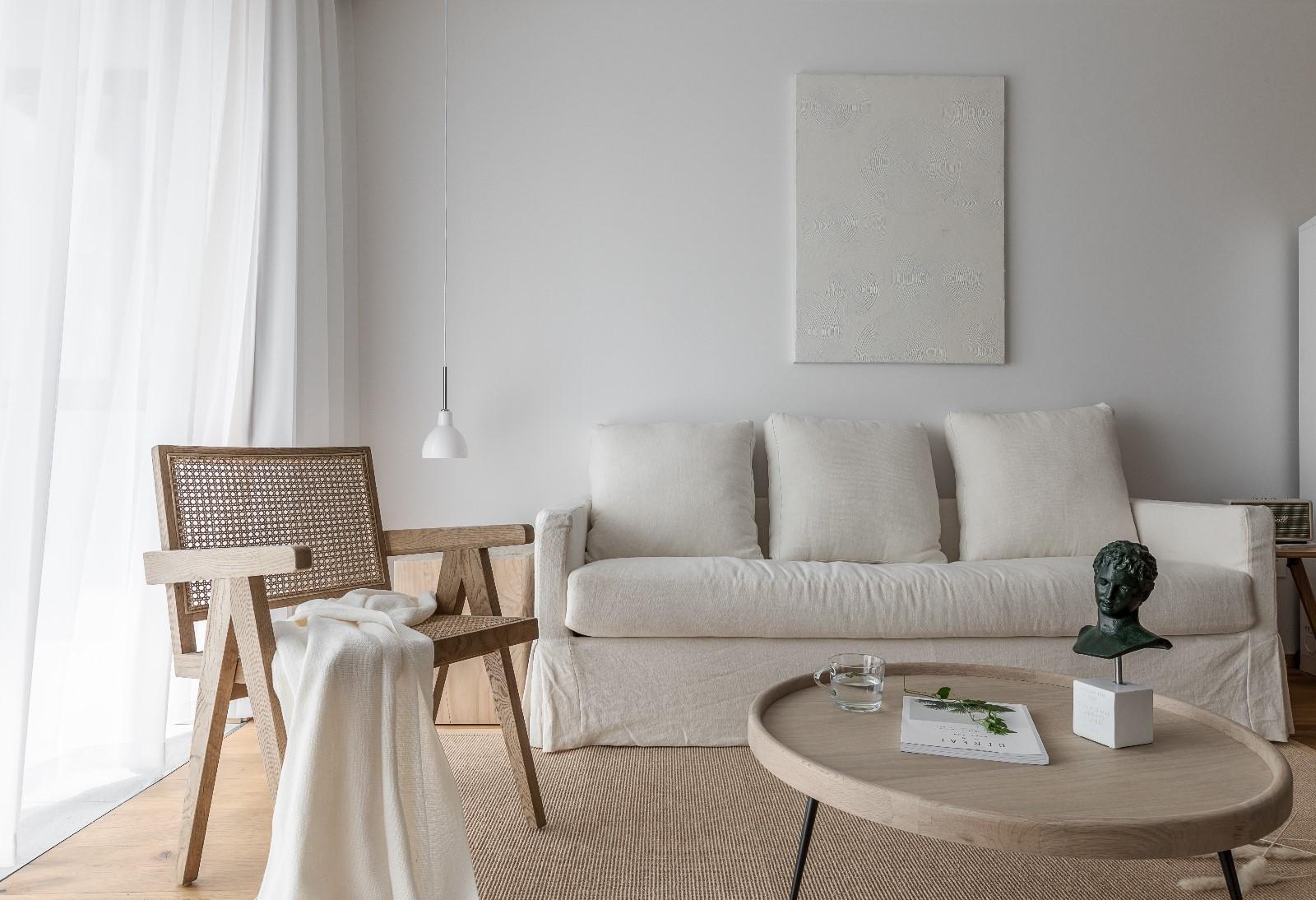 """把""""房子""""变成""""家""""客厅1图日式客厅设计图片赏析"""