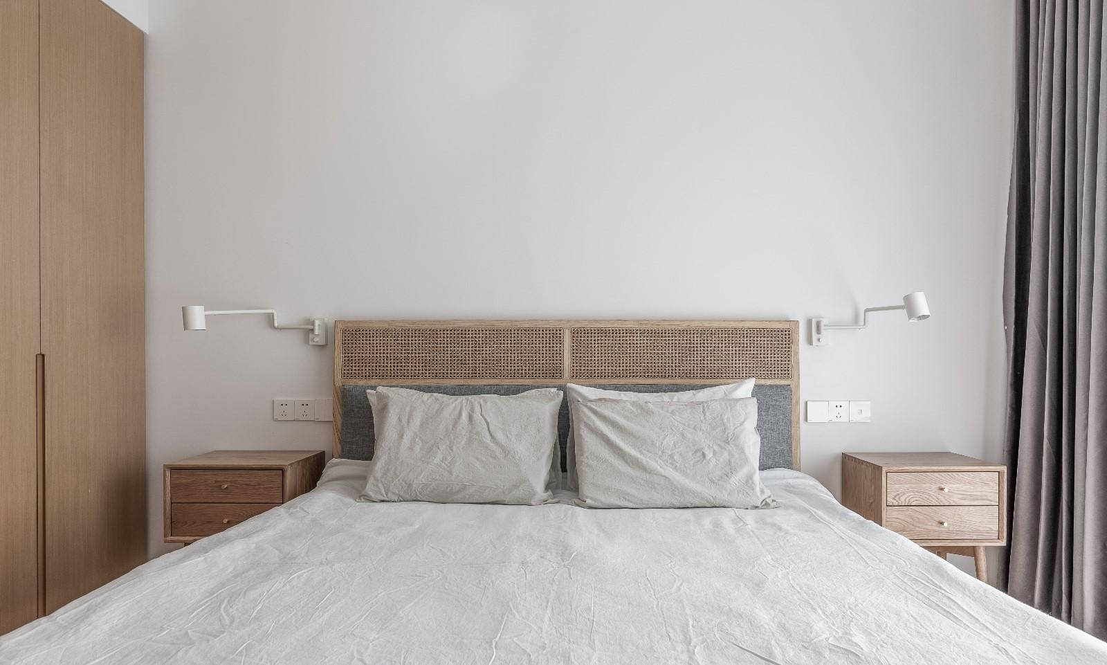 """把""""房子""""变成""""家""""卧室2图日式卧室设计图片赏析"""