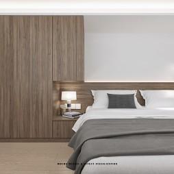 日式小LOFT——卧室图片