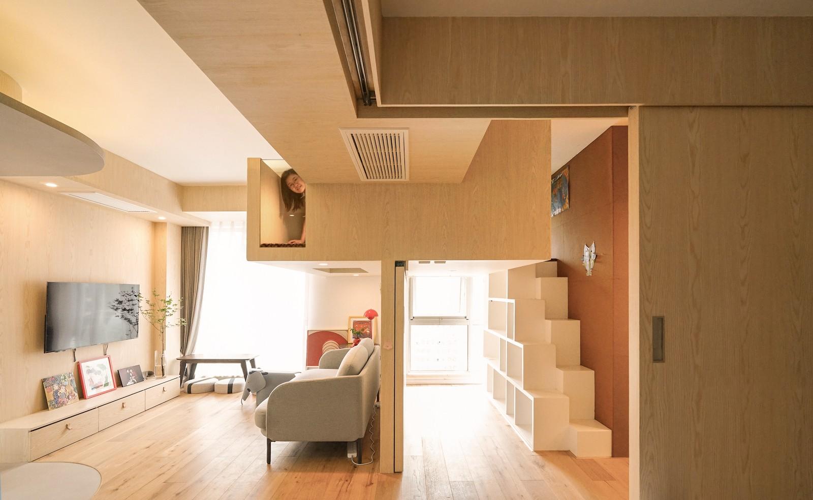 木两居·北京客厅日式客厅设计图片赏析