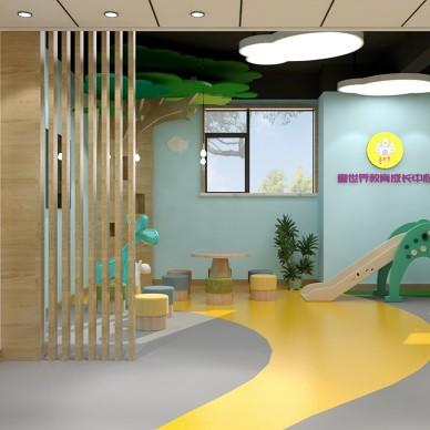 淄博幼儿园早教母婴中心托管设计装修_3918630