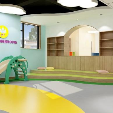 淄博幼儿园早教母婴中心托管设计装修_3918631