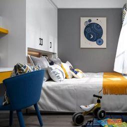 中交·中央公园现代风格样板间——儿童房图片