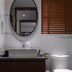 中交·中央公园现代风格样板间——卫生间图片