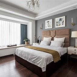 安境—130平三居——卧室图片