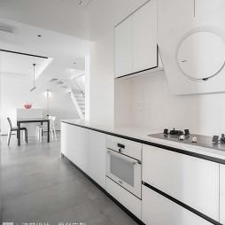 三代同堂极简风——厨房图片