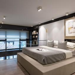 复式空间的优质生活·南京融信单身公寓——卧室图片