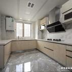 【观致国际设计】四白落地 你我闲坐——厨房图片