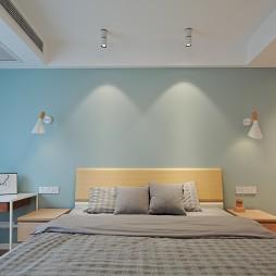 小空间,钟爱玻璃隔断——卧室图片