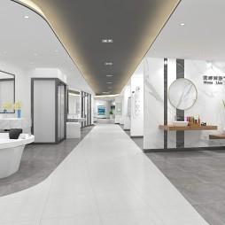 廣東蒙娜麗莎衛浴股份有限公司展廳裝修項目_3927414