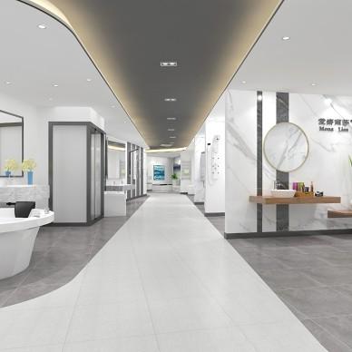 广东蒙娜丽莎卫浴股份有限公司展厅装修项目_3927414