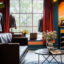 這一回我們重新定義 | 西裝定制店設計——休息區圖片