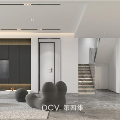 西安-中海曲江大城样板间室内装修设计_3933718