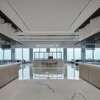 OPPO深圳湾总部员工餐厅——餐厅入口图片