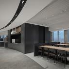 OPPO深圳湾总部员工餐厅——回餐间图片