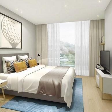 北欧风格酒店式公寓_3941800