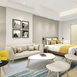 北歐風格酒店式公寓_3941801
