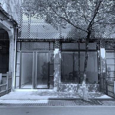 时间的形状:住藤空间门窗展厅设计_3944050