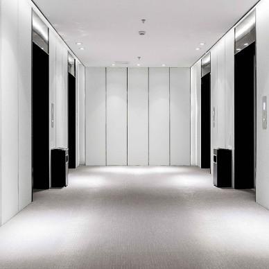 利特文具办公室总部——电梯间图片