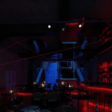 这家酒吧很炫酷!_3944855