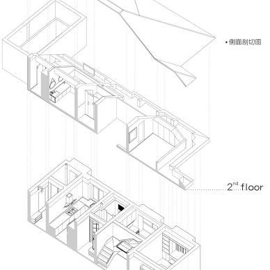 欢乐佳园装饰|215平异形复式空间大改造_3946421