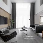 欢乐佳园装饰|215平异形复式空间大改造——客厅图片