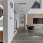 欢乐佳园装饰|215平异形复式空间大改造_3946438