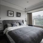 银色山泉-现代简约——卧室图片