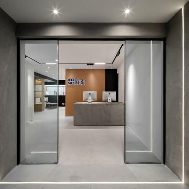 商业空间——KOMORICH——门口图片