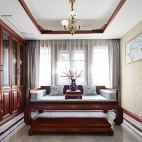 中式古典別墅豪宅——休閑區圖片