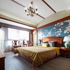 中式古典別墅豪宅——主臥圖片