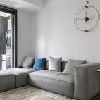 极简主义的小清新——客厅图片