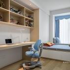 【橘子国】,暖爸的新家,温柔又治愈——儿童房图片