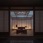 川墅—现代简约——茶室图片
