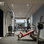 Your man | 低奢的现代简约风——健身房图片